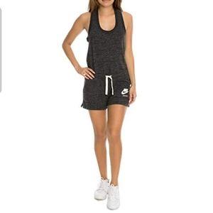 Nike Sportswear Vintage Romper One Piece
